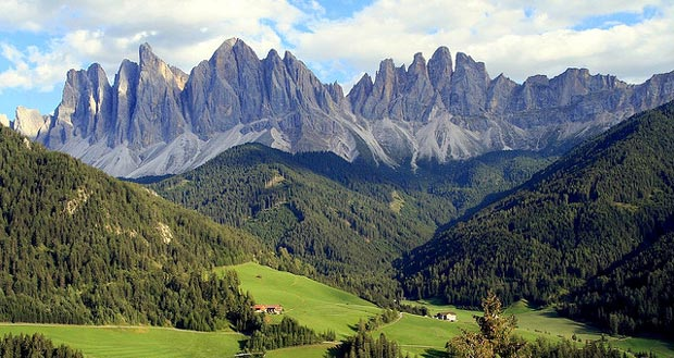 dolomiti national park